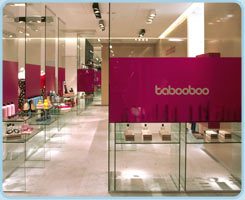 Tabooboo At Selfridges